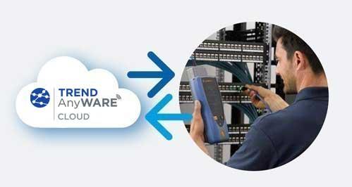 IDEAL Anyware Cloud - LanTEK IV cable certifier