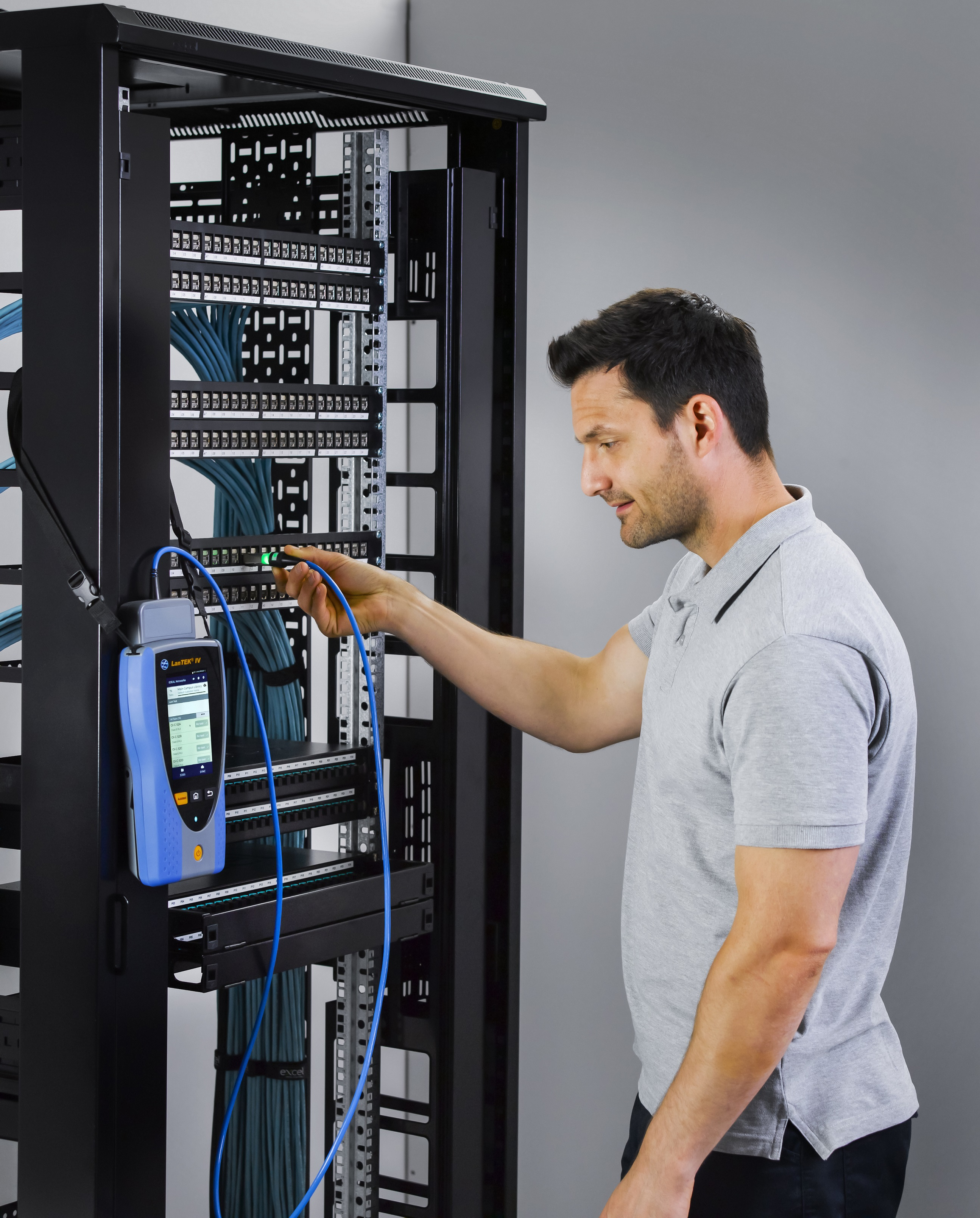 CABLE INSTALLERS OPTIMISE PRODUCTIVITY