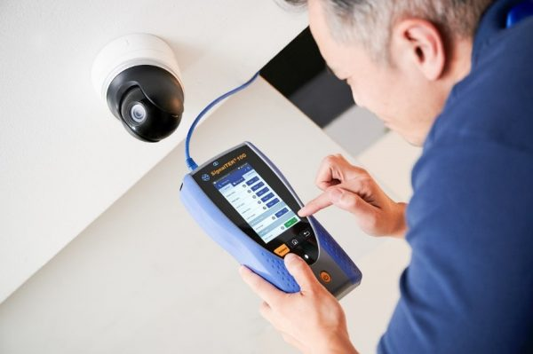 SignalTEK 10G – made for maintenance and measuring bandwidth